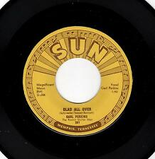 CLASSIC ROCKABILLY-CARL PERKINS-SUN 287-GLAD ALL OVER/LEND ME YOUR COMB