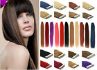 Seamless Tape-In Skin Weft Brazilian Remy Human Hair Extensions 16-26''20 40Pcs