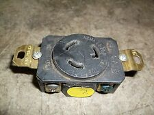 Leviton Nema L5-20-R 20A 125V Twist Lock Receptacle WC596/94-1 *FREE SHIPPING*