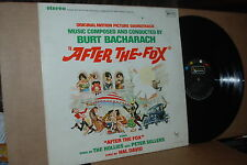 AFTER THE FOX; 1966 UNITED ARTISTS 5148 VG++ SOUNDTRACK LP W/ RARE HOLLIES SONG