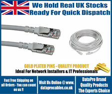 6M Meter CAT6 RJ45 Internet Ethernet Cable Lead Network LAN Router approx 19ft