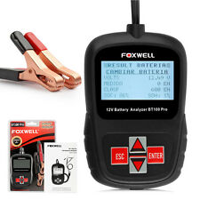 12V Car Auto Digital Battery Tester Diagnostic Tool Same As BST460 FOXWELL BT100