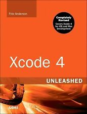 Xcode 4 Unleashed (2nd Edition), Anderson, Fritz F., Good Book