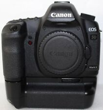 Canon EOS 5D Mark II 21.1 MP Digital SLR DSLR Camera Body w/Battery Extender