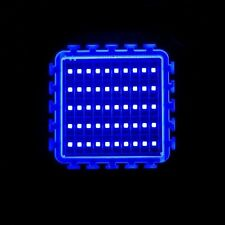 50W Watt Blue High Power LED Light Lamp 450nm 460nm 800-1000LM Aquarium DIY