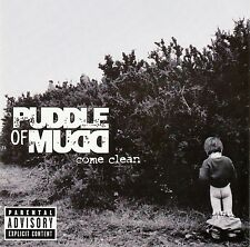 PUDDLE OF MUDD : COME CLEAN / CD (FLAWLESS/GEFFEN RECORDS 2002) - NEU