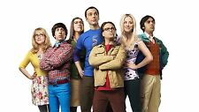 The Big Bang Theory 11x17 Poster Print Great for framing or autographs