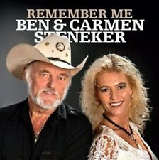 Remember Me - Ben & Carmen Steneker (2013, CD NEU)