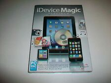 Sealed iDevice Magic Platinum moves movies music photos from PC to iPad