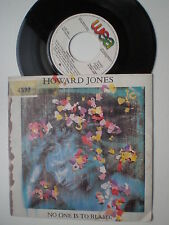 HOWARD JONES No One Is To Blame SPAIN PROM0 45 1986 Synth Pop