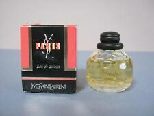 YSL Yves Saint Laurent Eau De Toilette Miniature .26 OZ NIB New in open box