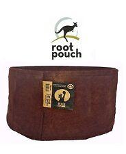 5 Root Pouch marron 78L Géotextile Smart grow Pot déco jardin fleurs container