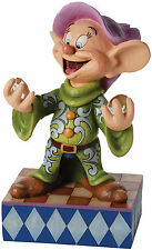 Jim Shore Disney Traditions Large Dopey A Million Diamonds Shine 4026090 RETIRED