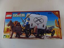 Lego 6716 Weapons Wagon -  New Sealed Retired - 1997 Western Cowboys