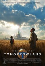 Tomorrowland movie poster (c)  11 x 17 inches - Tomorrowland poster