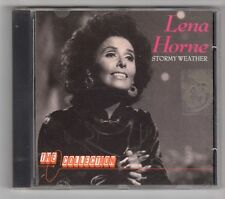 (GZ62) Lena Horne, Stormy Weather - 1990 CD