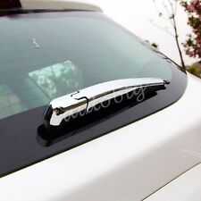 Chrome Rear Wiper Cover FOR Ford Escape Kuga 2013-2016 Windshield Molding Window