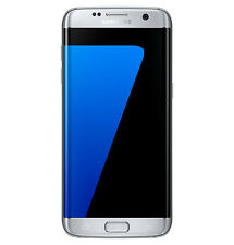 Samsung Galaxy S7 edge SM-G935 (Latest Model)- 32GB - Silver Titanium (T-Mobile)