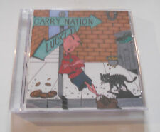 """Carry Nation """"Lucky 13"""" Rare Indie cd 2006"""