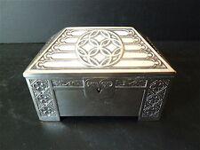 Boite art nouveau WMF Metal Argenté 1900 box Jugendstil