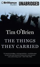 The Things They Carried by Tim O'Brien (2013, CD, Unabridged)