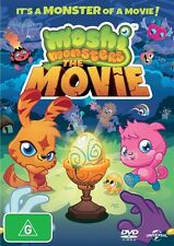 Moshi Monsters: The Movie (DVD) DVD NEW