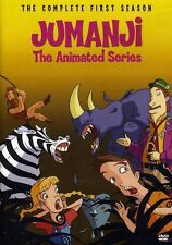 Jumanji: The Animated Series: Season 1 (2 Discs 1996)