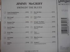 Jimmy McGriff - Swingin' The Blues Neu