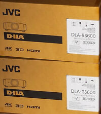 JVC DLA-RS600 4K 3D 1080P THX Home Theater Projector DLA-X950 DLA-RS600U