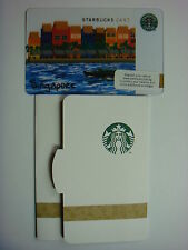 2010 Starbucks Singapore #01~ SINGAPORE CARD/ SLEEVE~