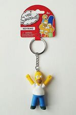 The Simpsons - Homer Simpson - Homer PVC Figural Keychain/Key Ring 27738
