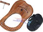 HW Lyre Harp Rosewood 10 Metal Strings/Rosewood Lyre Harp 10 Strings/Lyra Harp