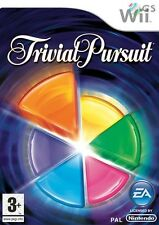 Trivial Pursuit Nintendo Wii * NEW SEALED PAL *