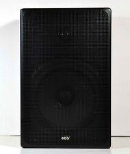 ADS L400e Walnut Speaker-Minty-Tested-1 Owner