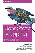 NEW - User Story Mapping: Discover the Whole Story, Build the Right Product
