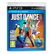 Just Dance 2017 PS3 Game Brand New