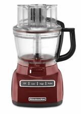 New KitchenAid 13-Cup Wide Mouth Food Processor KFP1355 Big Size Gloss Cinnamon