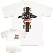 Mooneyes Rod N Surf Para Hombre T Shirt (Medium) Hot Rod Kustom Vw Bug Bus Woodie Luna
