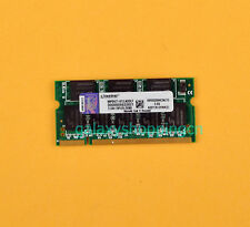 Kingston 1GB DDR PC2700S 333MHZ 200Pin 2.5V SO-DIMM Non-ECC RAM Laptop Memory