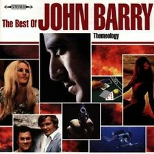 "JOHN BARRY ""THEMEOLOGY-THE BEST OF "" SOUNDTRACK CD NEU"