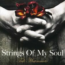 Tak Matsumoto - Strings of My Soul [New CD]