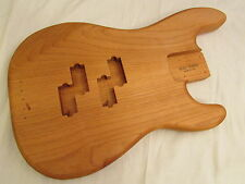 custom precision bass body, alder