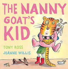The Nanny Goats Kid,GOOD Book