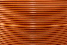 1 m Bowdenzughülle hell orange für Bremszüge