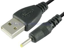 DC 2.5mm Plug to USB Charging Cable for 5V Charge Current Devices via USB Plug