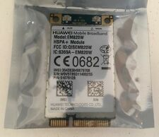 New HuaWei EM820W 3G WCDMA GSM WWAN WLAN Card HSPA+21Mb GPS PCI-E Network Card