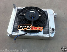 ALL RADIATOR & FAN FOR MINI COOPER S,ONE,CLUBMAN,850/998/1098/1275 CC GT 59-96