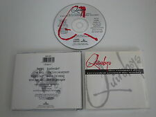 QUIREBOYS/LIVE CD(RECORDED AROUND THE WORLD)(PARLOPHONE CDP 79 5413 2) CD ALBUM