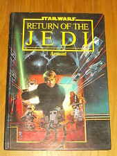 STAR WARS RETURN OF THE JEDI 1983 MARVEL GRANDREAMS BRITISH ANNUAL