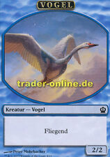 Spielstein - Vogel (Token - Bird) Theros Magic